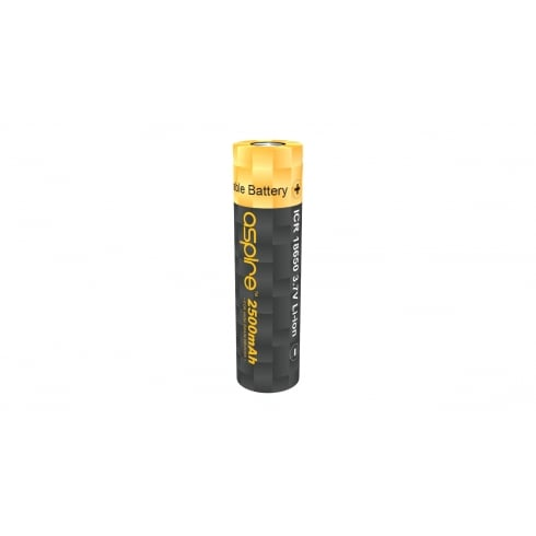 Aspire ICR 18650 20A/40A 2500mAh Battery