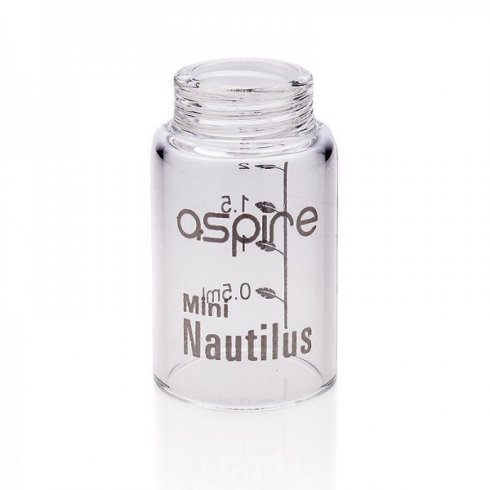 Aspire Nautilus Mini Replacement Pyrex Glass Tank