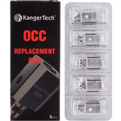 Kanger Subtank OCC Replacement Coils - Pack of 5
