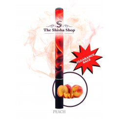 Clearance Offer - Peach Flavour Disposable Shisha Pen (500 Puffs)
