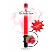 Clearance Offer - Raspberry Flavour Disposable Shisha Pen (500 Puffs)