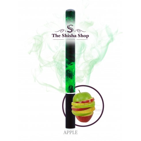 Shisha Time Apple Flavour Disposable Shisha Pen (500 Puffs)
