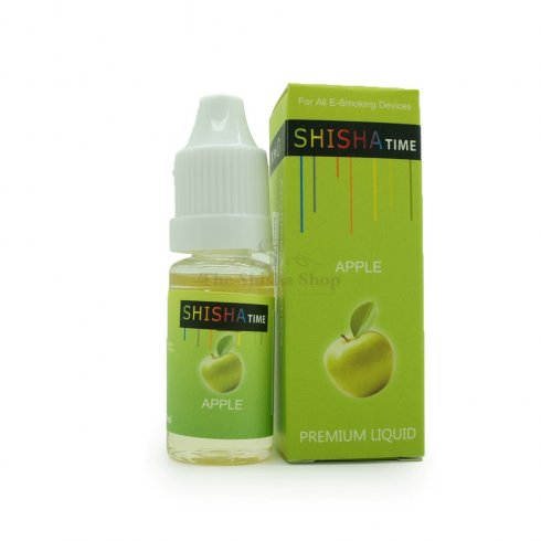 Shisha Time Apple Flavour E-Liquid