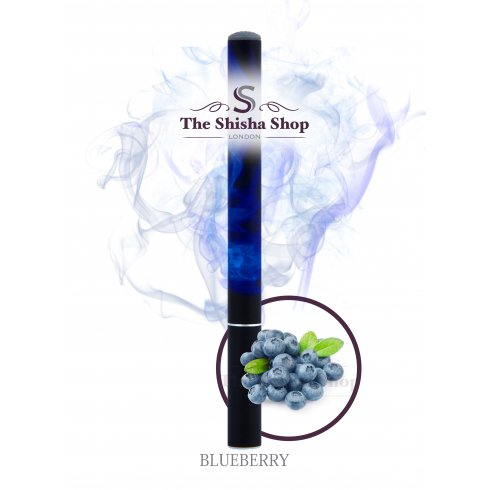 Shisha Time Blueberry Flavour Disposable Shisha Pen (500 Puffs)