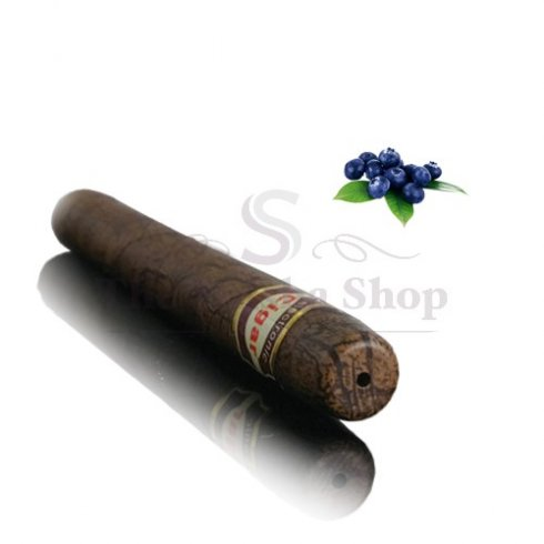 Shisha Time Blueberry Flavour e-Cigar (800 puffs)