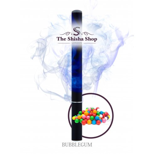 Shisha Time Bubblegum Flavour Disposable Shisha Pen (500 Puffs)