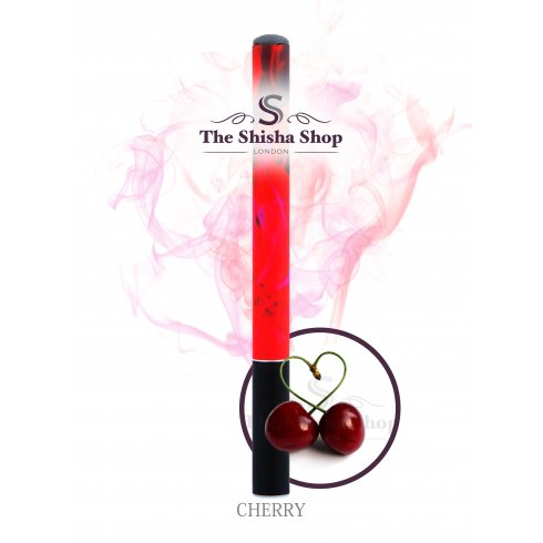 Shisha Time Cherry Flavour Disposable Shisha Pen (500 Puffs)