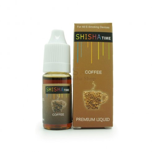 Shisha Time Coffee Flavour E-Liquid