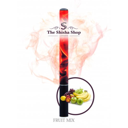 Shisha Time Fruit Mix Flavour Disposable Shisha Pen (500 Puffs)