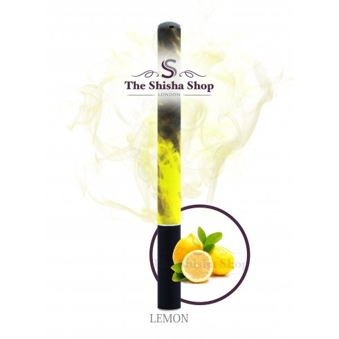Shisha Time Lemon Flavour Disposable Shisha Pen (500 Puffs)