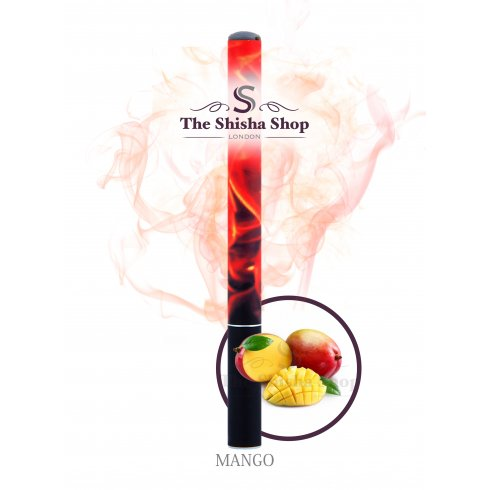 Shisha Time Mango Flavour Disposable Shisha Pen (500 Puffs)