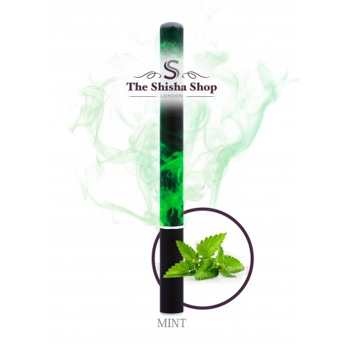 Shisha Time Mint Flavour Disposable Shisha Pen (500 Puffs)