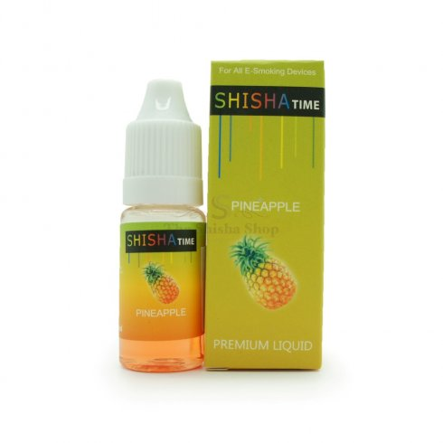 Shisha Time Pineapple Flavour E-Liquid