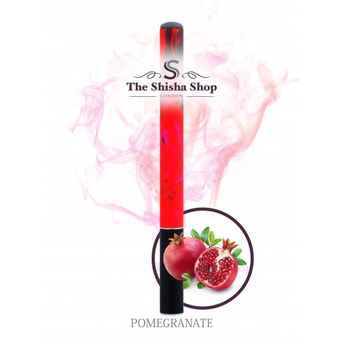 Shisha Time Pomegranate Flavour Disposable Shisha Pen (500 Puffs)