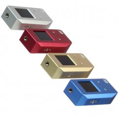 Gi2 100 Watts Box MOD with TFT Colour Screen & SD Port