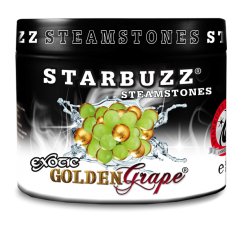 Golden Grape Flavour Shisha Steam Stones 125g