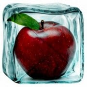 Frozen Apple Premium Shisha Tobacco Flavour